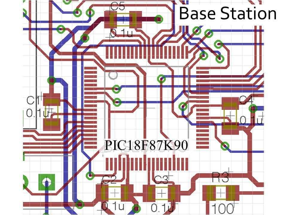 Base Station PIC18F87K90