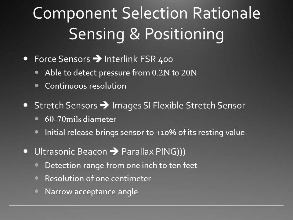 Glove Unit Optic Isolators To Sensor To PIC