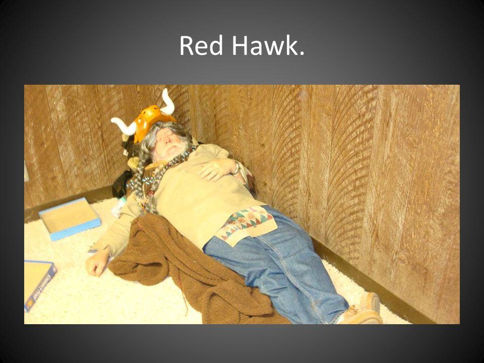 Red Hawk.