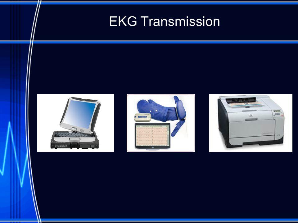 EKG Transmission