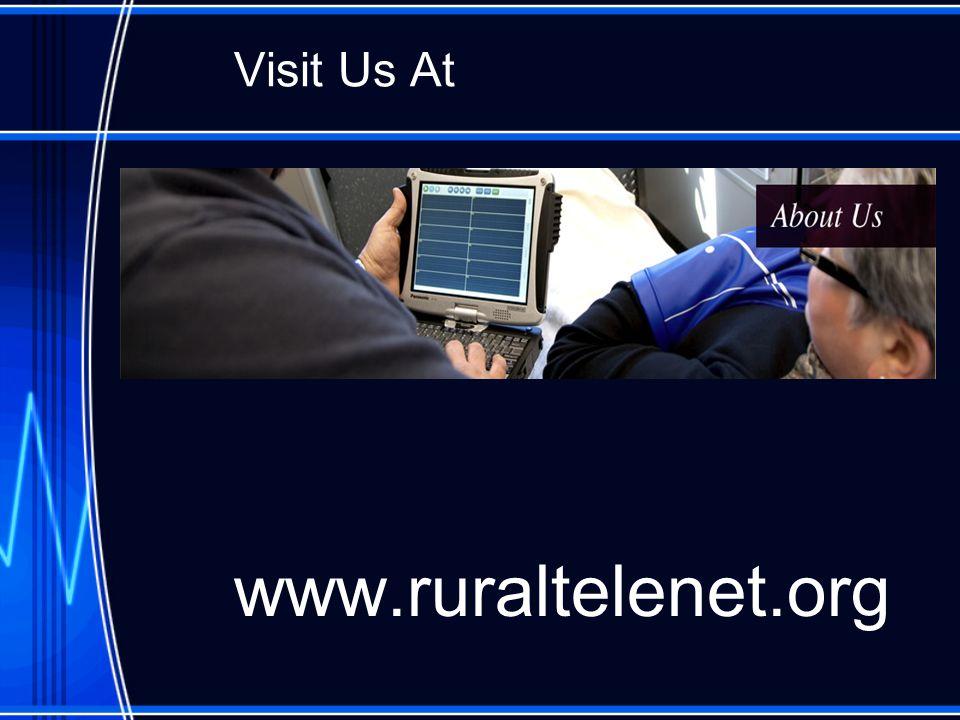 Visit Us At www.ruraltelenet.org