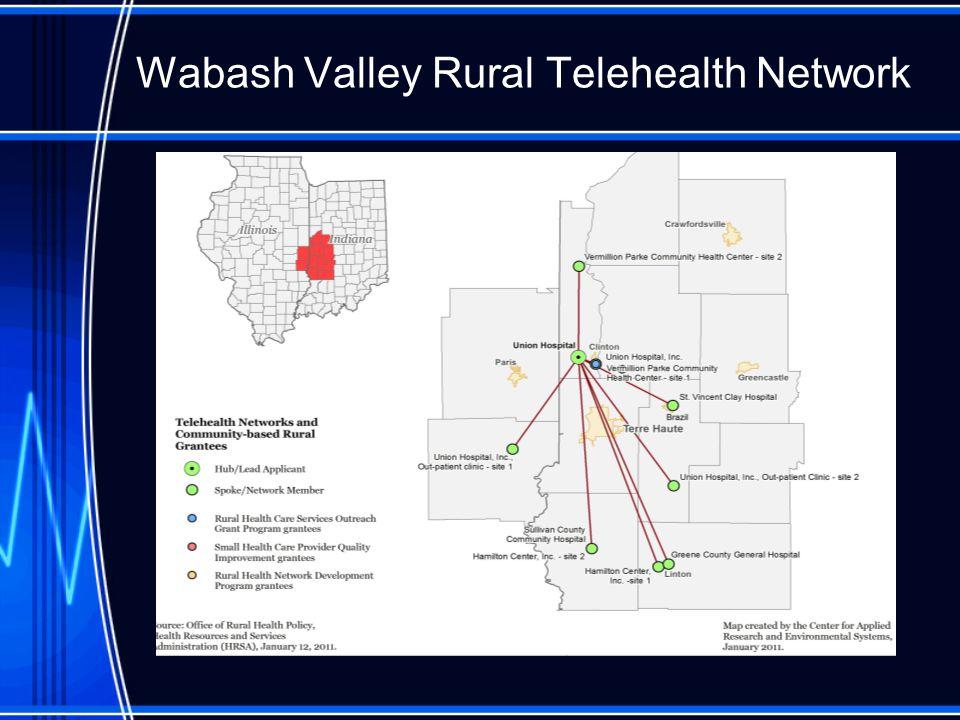 Wabash Valley Rural Telehealth Network