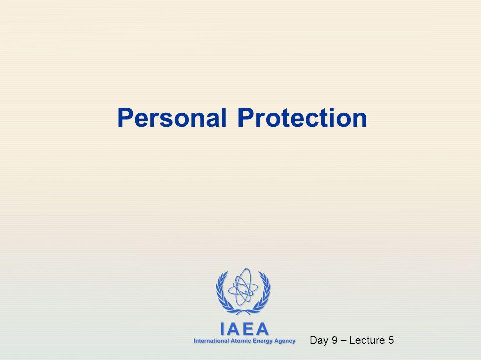 IAEA Respiratory Protection Program Elements of a respiratory protection program include: Administrative procedures, Workspace surveillance program, Equipment control program, User certification, Safety program, and Training