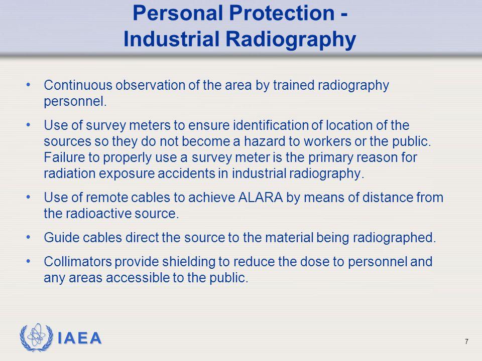 IAEA   Gas chromatography utilizing electron capture detectors often use a nickel-63 source.