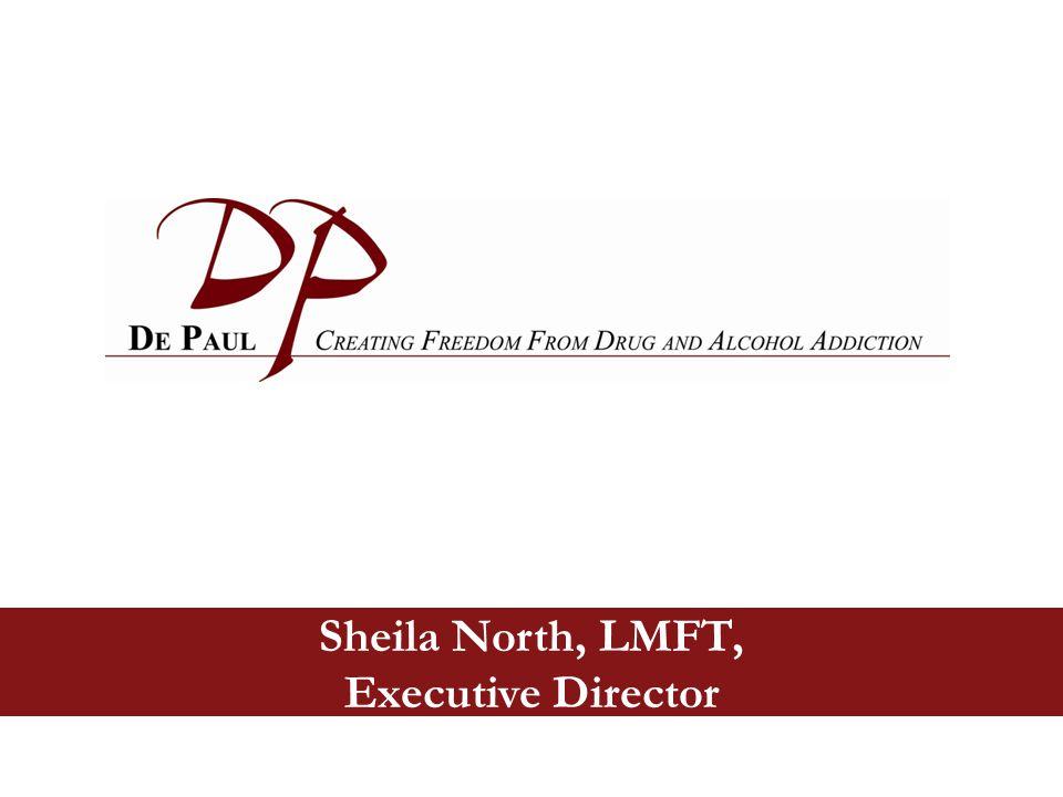 Sheila North, LMFT, Executive Director