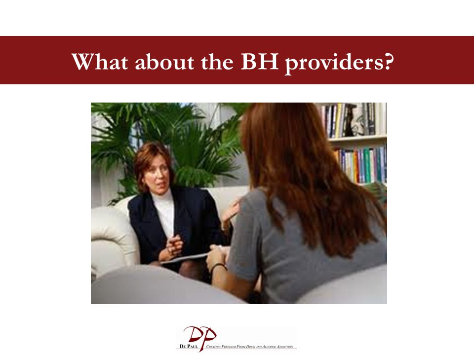 What about the BH providers?
