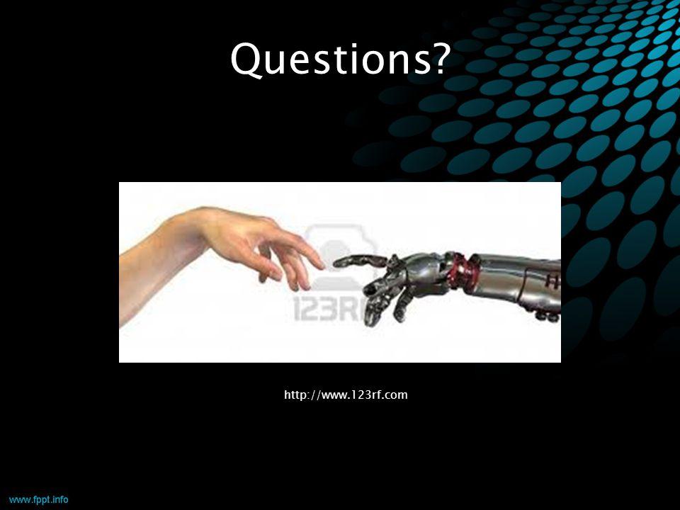 Questions? http://www.123rf.com