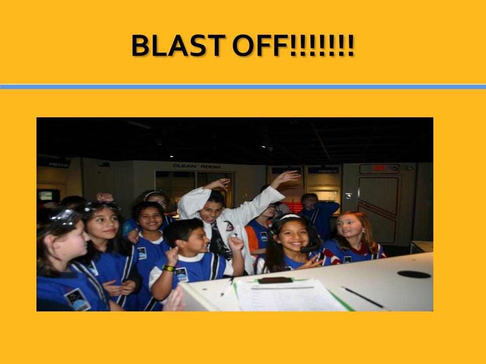 BLAST OFF!!!!!!!
