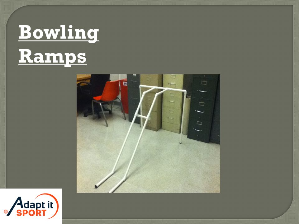 Bowling Ramps