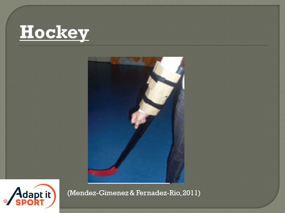 Hockey (Mendez-Gimenez & Fernadez-Rio, 2011)