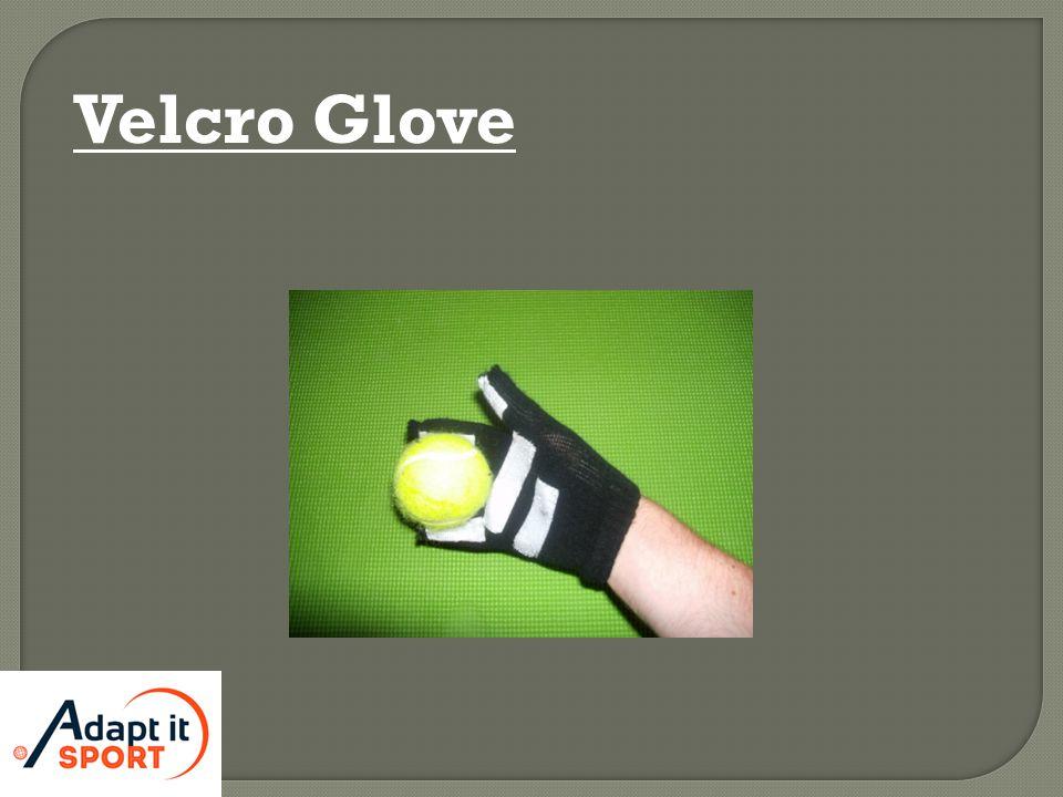 Velcro Glove