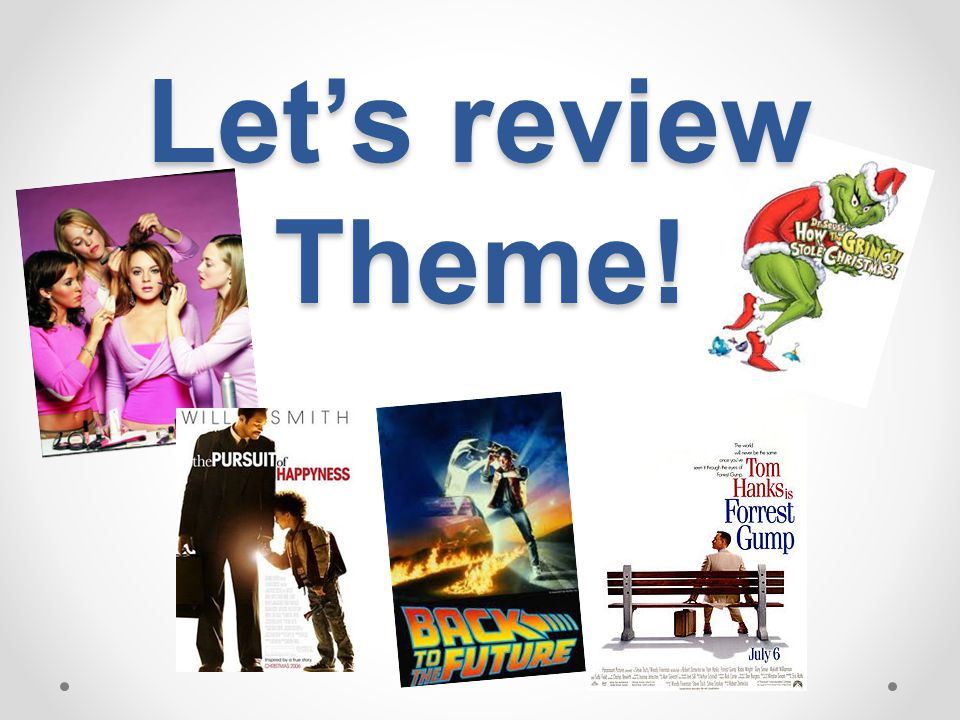 What is a Theme.