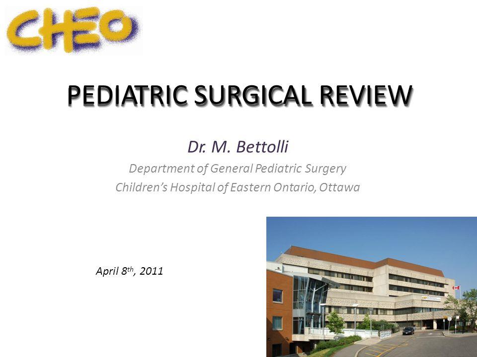 Objectives Hernias Acute abdomen/Bowel -Trauma -Appendicitis -Midgut volvulus -Intussusception Pyloric stenosis obstruction