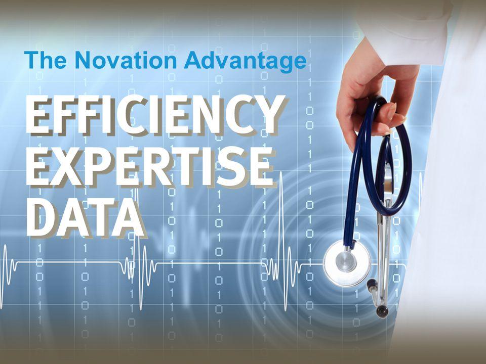 ©2014 Novation Confidential. 5 The Novation Advantage