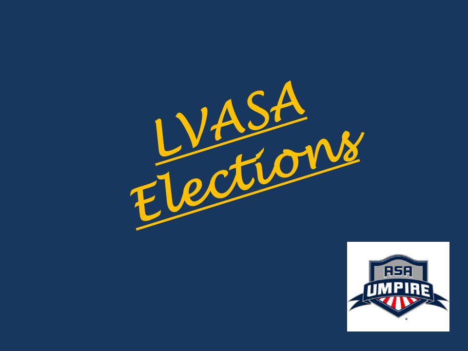 LVASA Elections