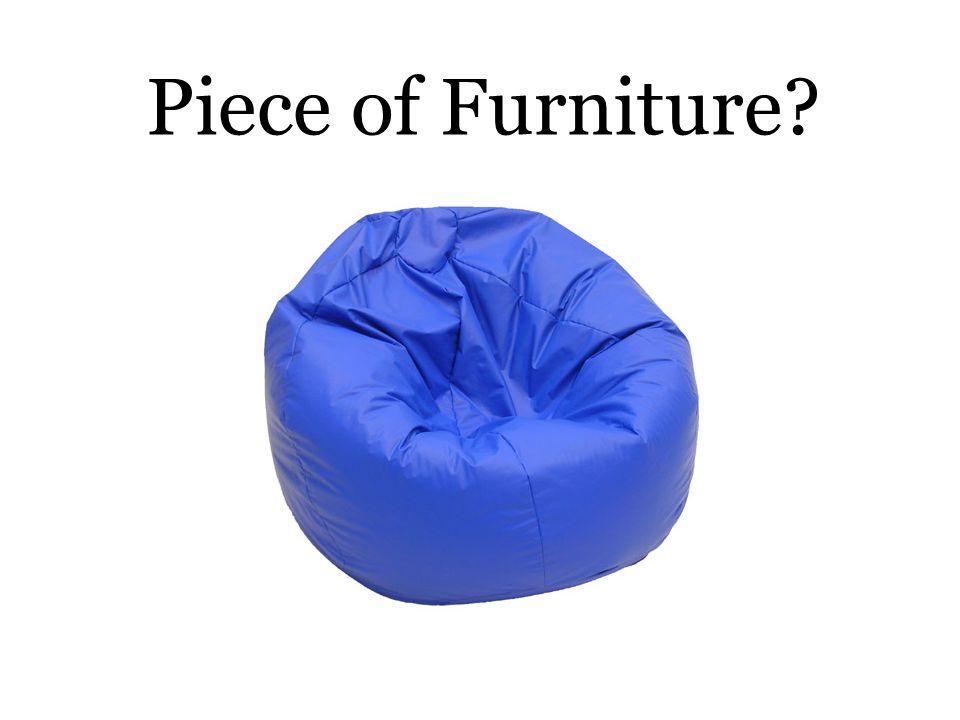 Piece of Furniture