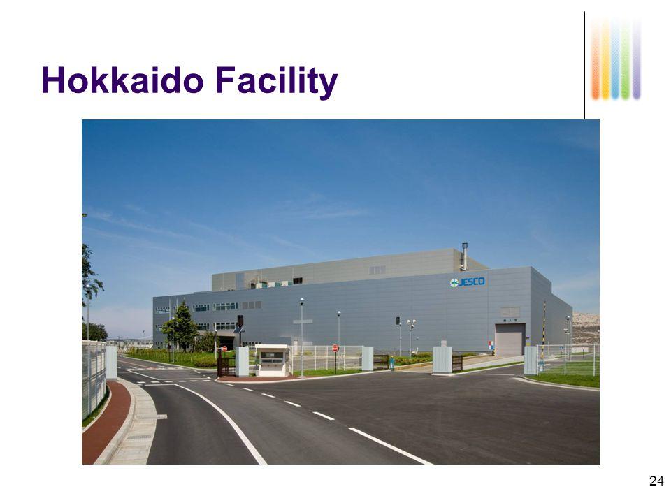 24 Hokkaido Facility
