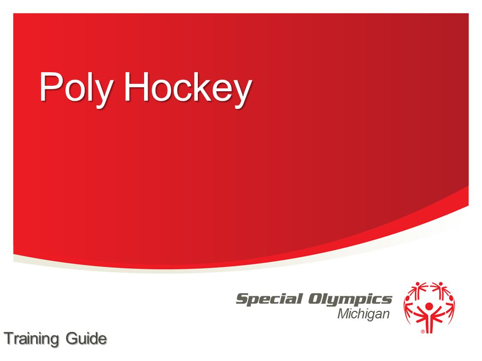 Michigan Poly Hockey Training Guide