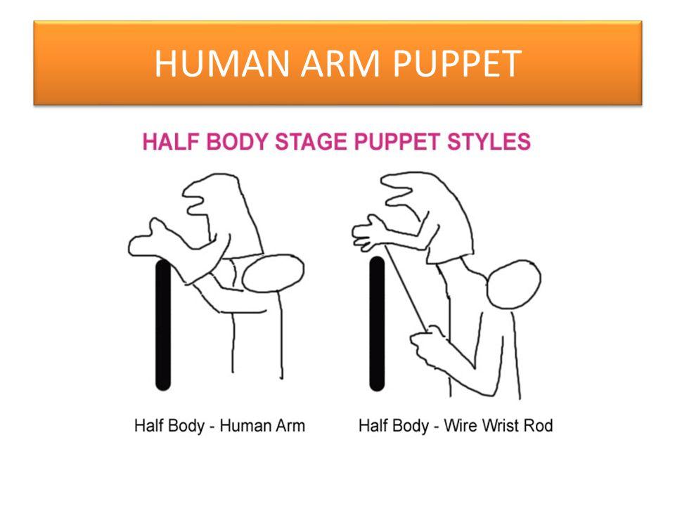 HUMAN ARM PUPPET