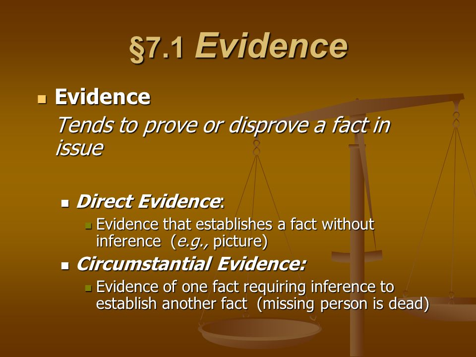 Privileges continued Clergy/Penitent Clergy/Penitent Private communication to spiritual advisor seeking spiritual counseling Private communication to spiritual advisor seeking spiritual counseling Spousal Spousal Husband/wife Husband/wife Exception: litigation between spouses Exception: litigation between spouses
