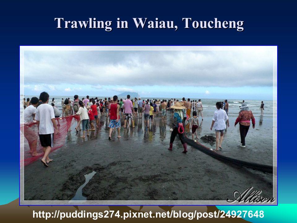 Trawling in Waiau, Toucheng http://puddings274.pixnet.net/blog/post/24927648