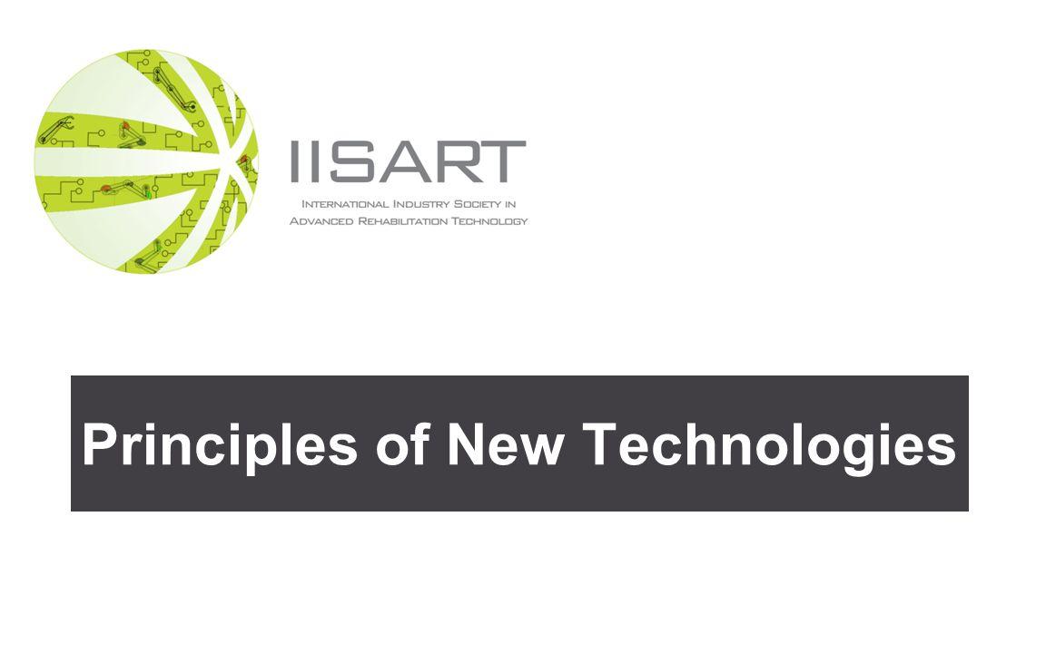 Principles of New Technologies