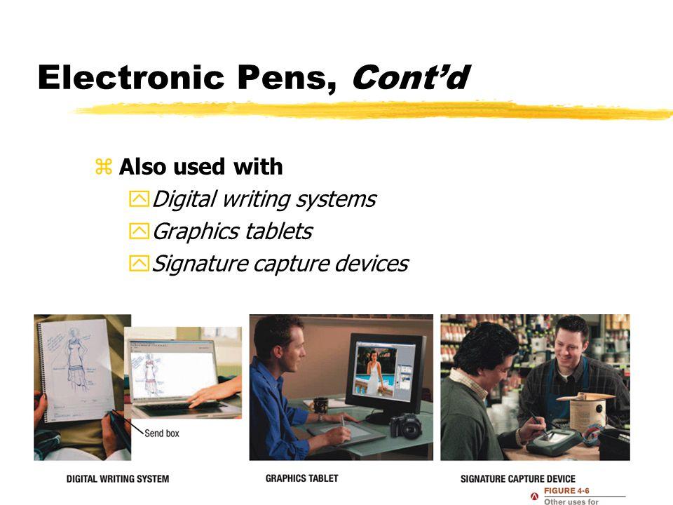 Digitizing tablet Indirect device.