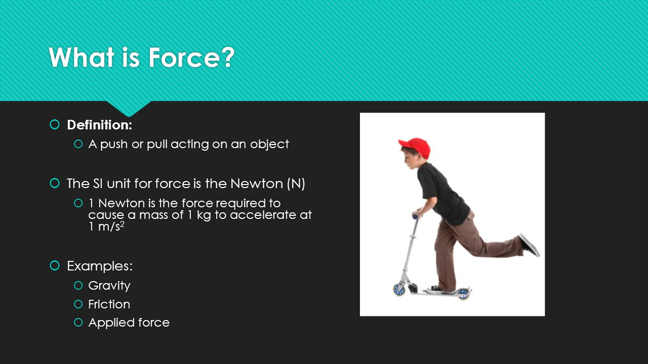 What is Force.