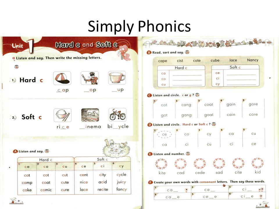 Simply Phonics