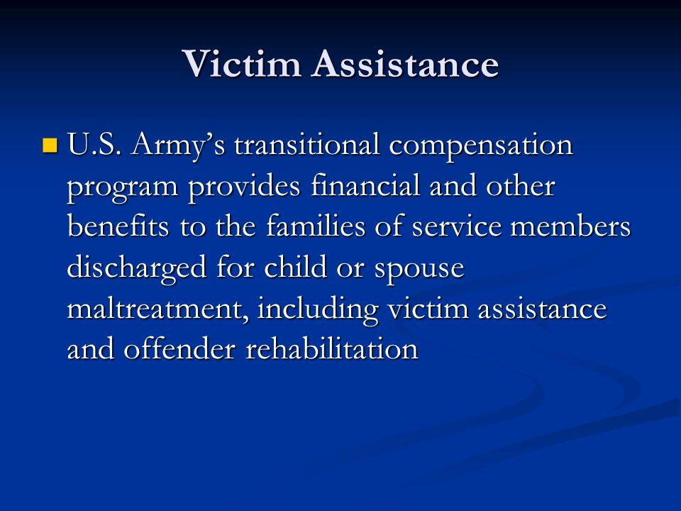 Victim Assistance U.S.