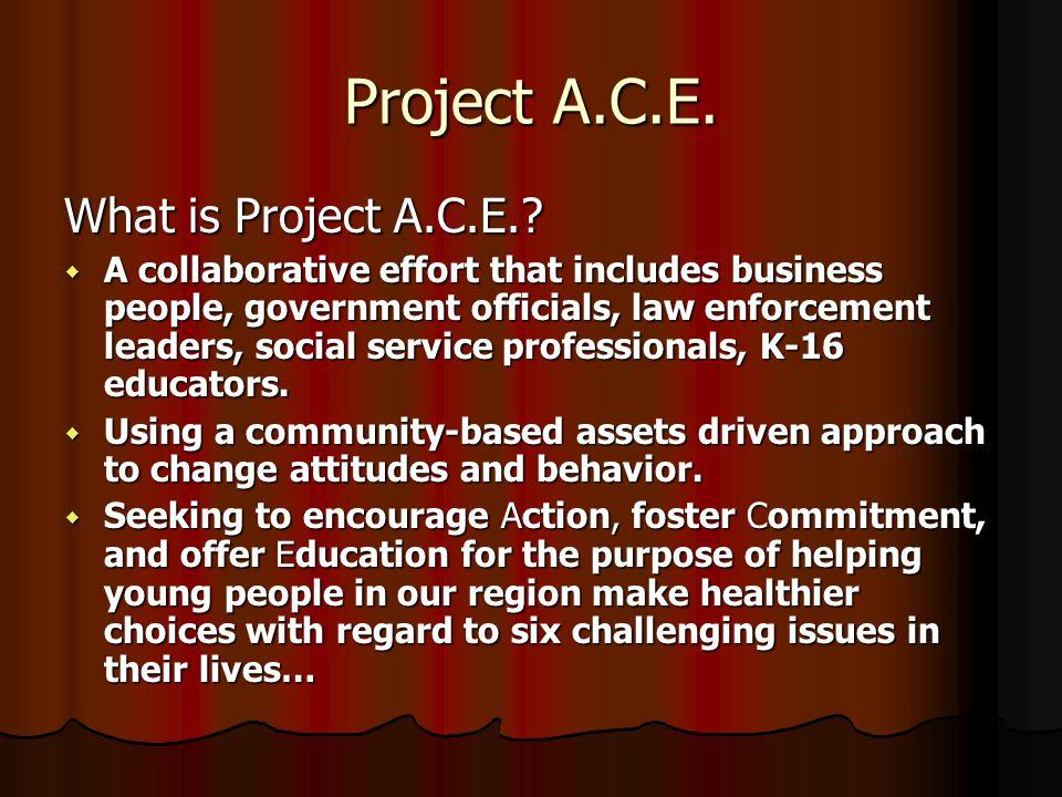 Project A.C.E.