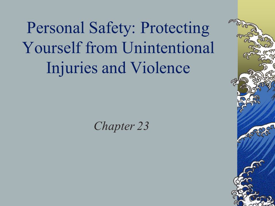 12 Violence and Intentional Injuries Violence More than 2 million Americans fall victim each year.