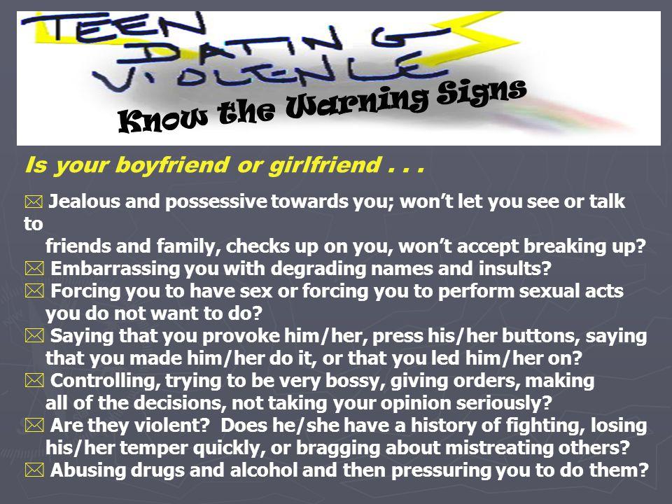 Is your boyfriend or girlfriend...