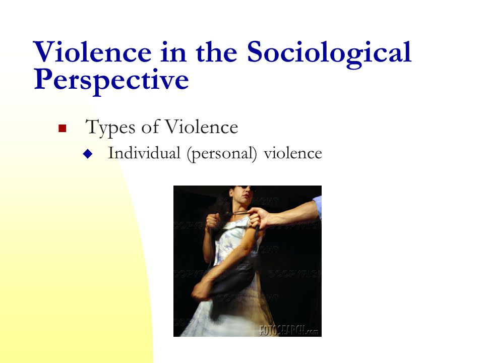 Bowling for Columbine (2002) Look for social problems discussed in the film  Identify objective conditions  Identify subjective concerns Think about how Moore views those social problems  What theoretical perspective fits those views?