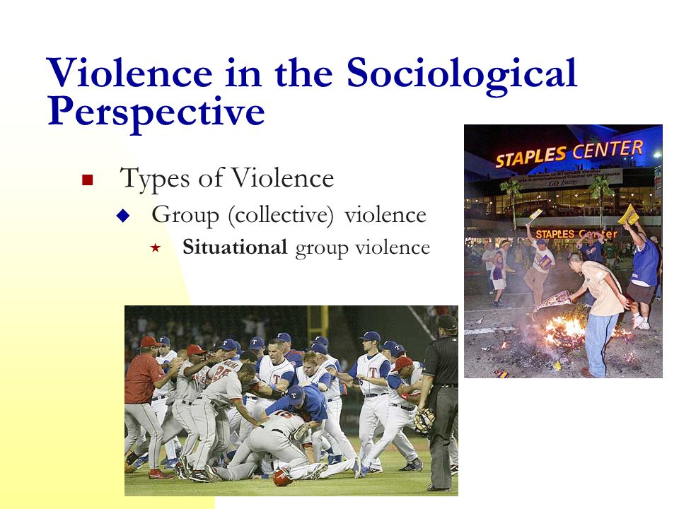 Research Findings: Murder The social patterns of murder  Murder least likely to be committed by a stranger  Poor, young, and males are more likely to kill  Race element  Weapon of choice: Guns