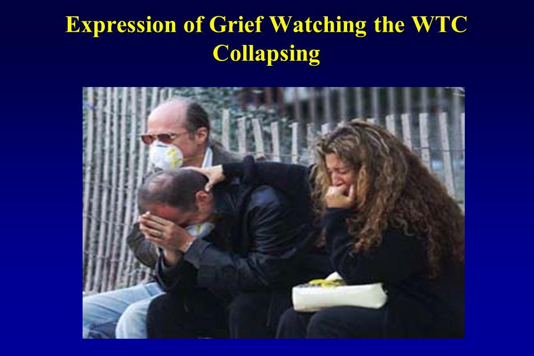 Expression of Hopelessness After Katrina