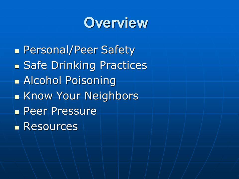 Negative Peer Pressure Do we recognize subtle aspects of it.