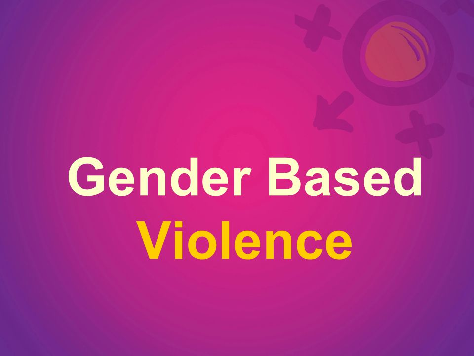 Violence against women is a major human rights and public health problem world wide.