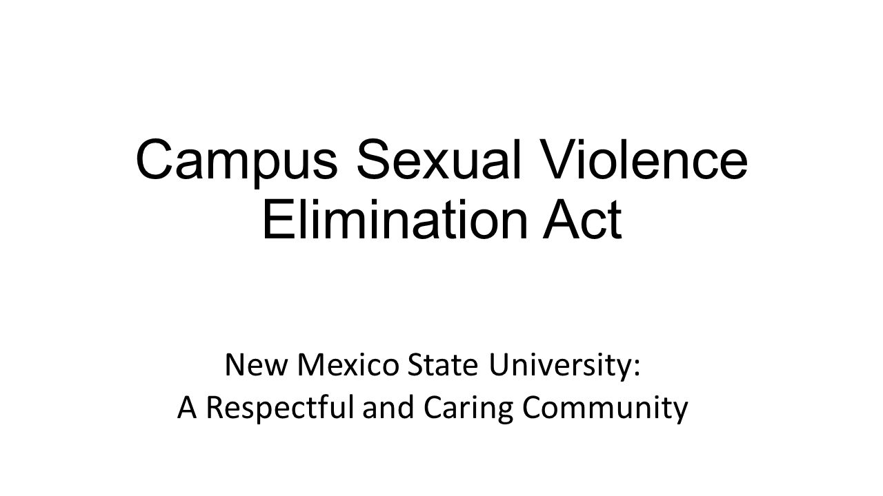 Privacy and confidentiality NMSU shall take appropriate steps to protect the privacy of individuals involved in a report of sexual harassment, including sexual violence, domestic and relationship violence, or stalking.