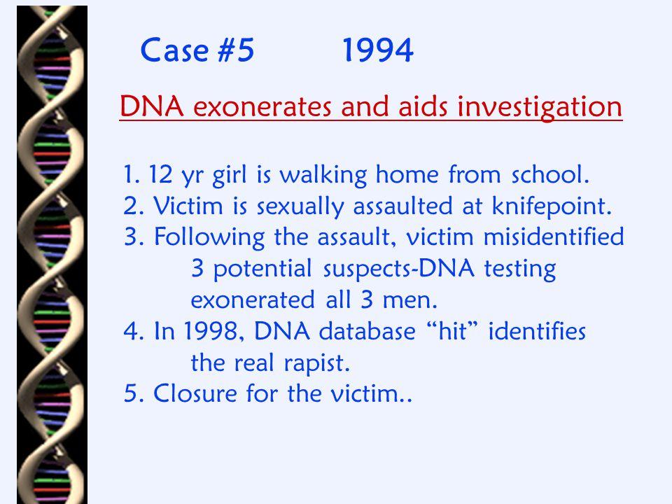 Case #41995 Recidivism-a real case history 1.
