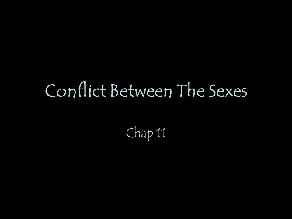 Conflict Between The Sexes Chap 11