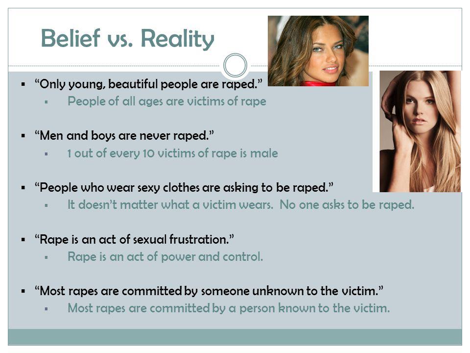 Belief vs.