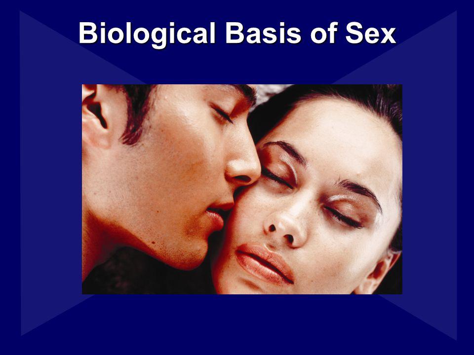 Biological Basis of Sex