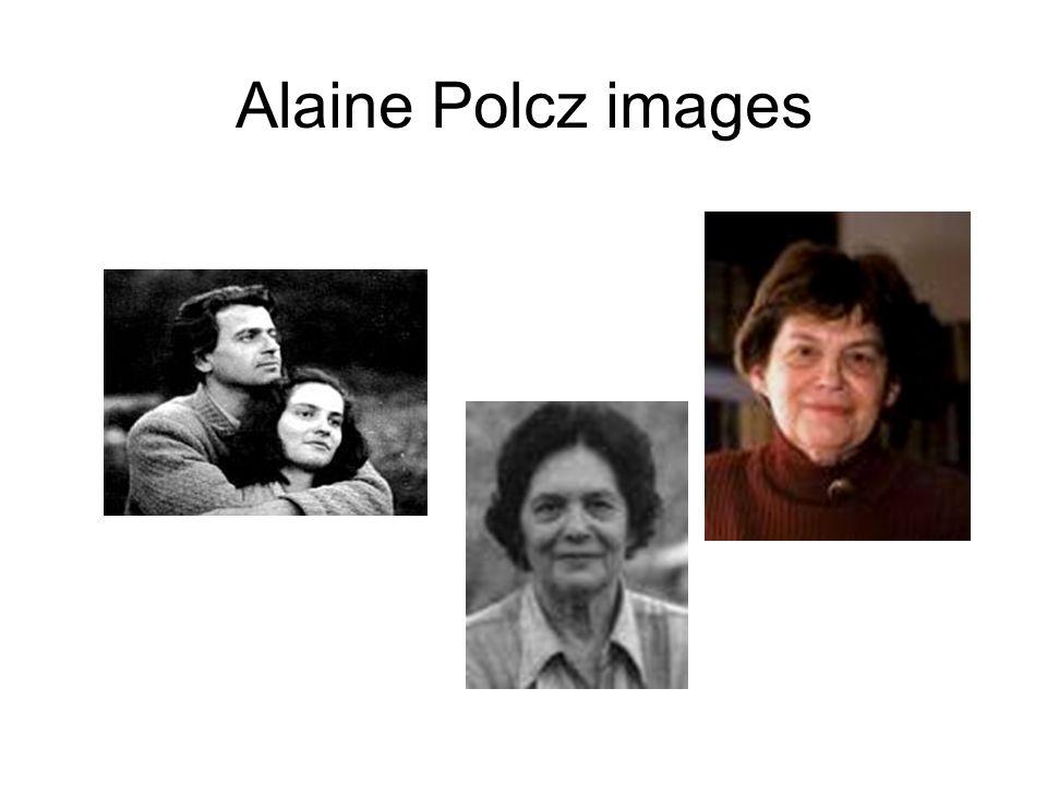 Alaine Polcz images