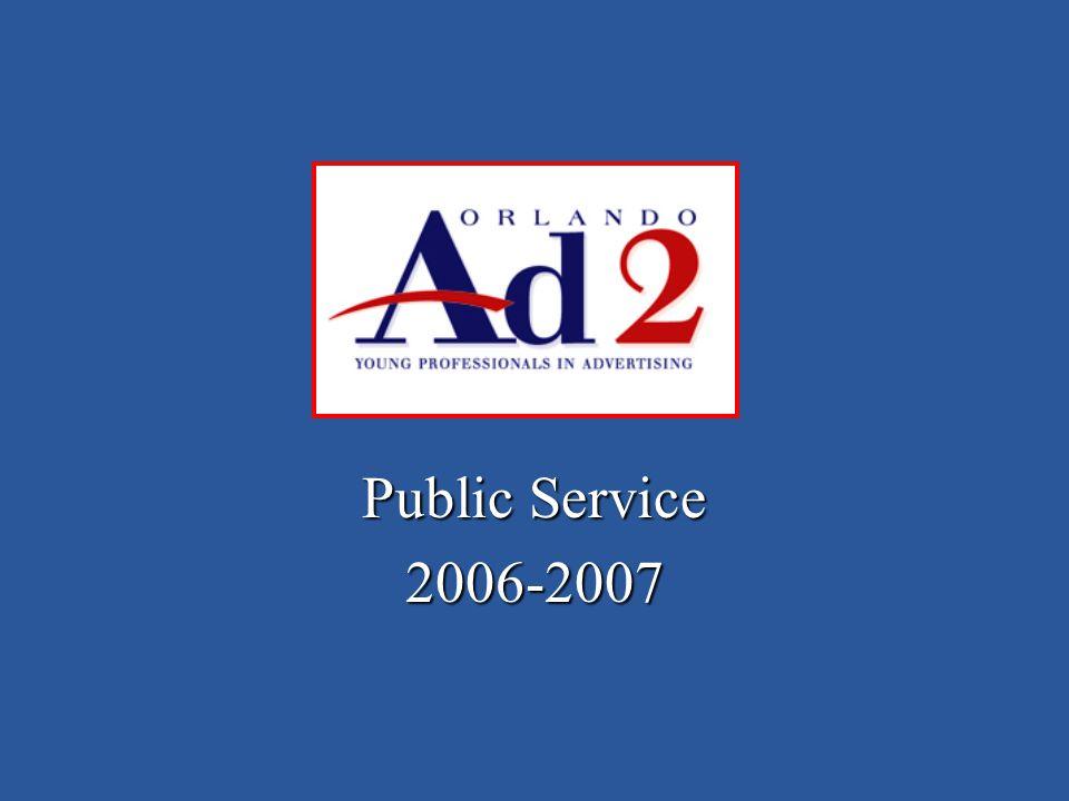 Public Service 2006-2007