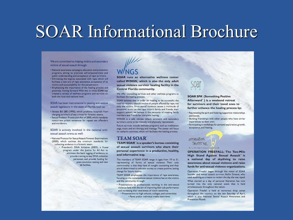 SOAR Informational Brochure