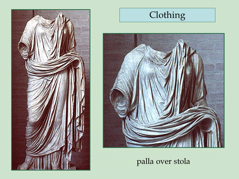 palla over stola Clothing