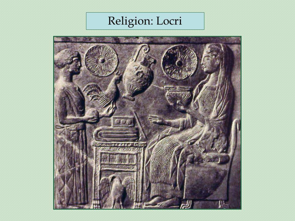 Religion: Locri