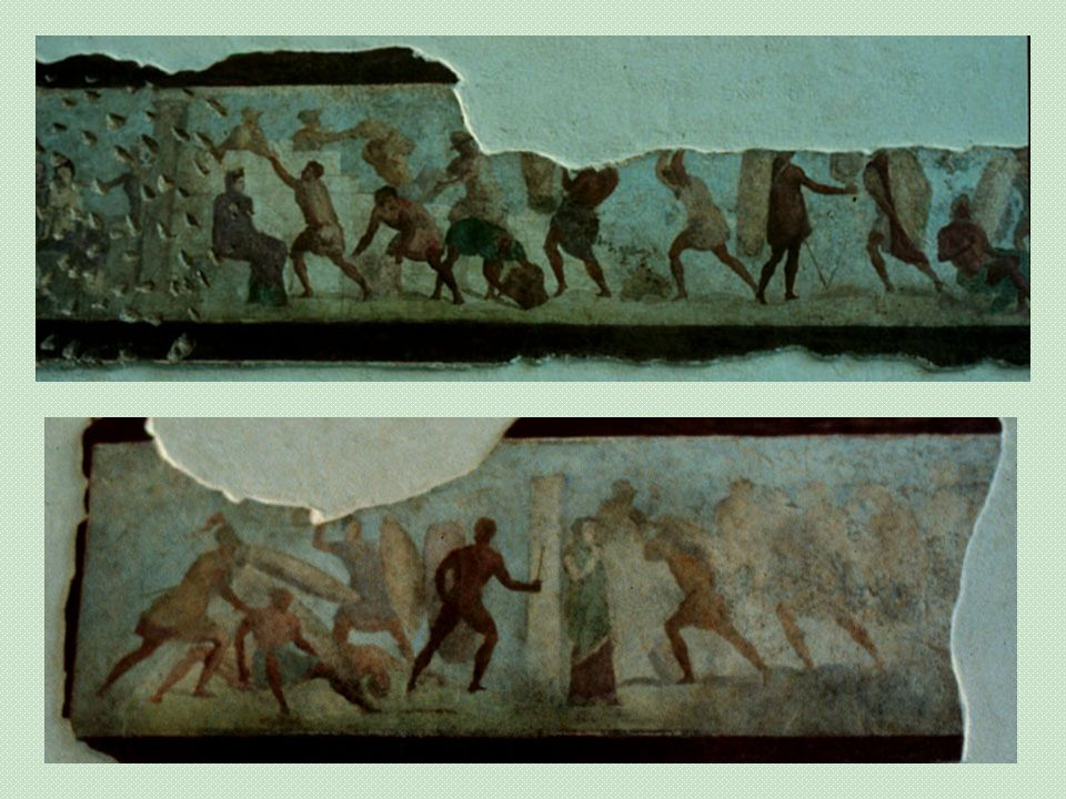 88 BCE Rape of the Sabine women Rape and marriage – repeats traditions of marriage by rape Marriage as helpless experience; need for myths that show both violence and resolution.