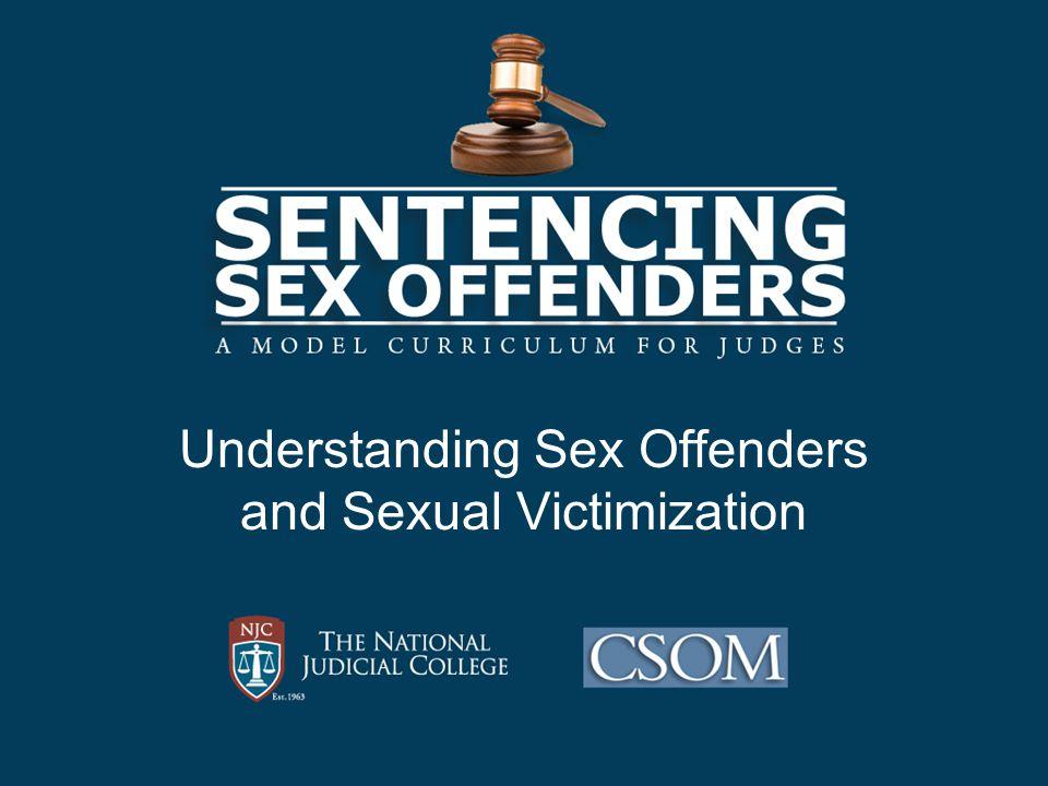 Arrests for Sex Crimes: Adult Males vs. Adult Females Males Females (FBI, 2005)